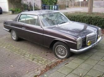 Mercedes 280CE Coupe 1975!!!! Bieden!!!!
