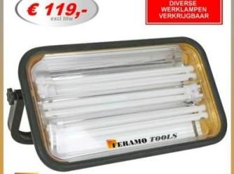 bouwlampen werklampen bouwlamp bouwverlichting