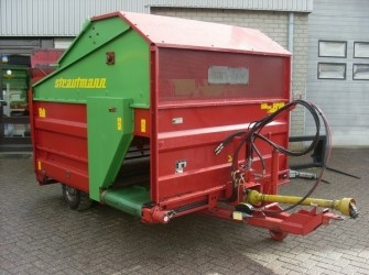 Strautmann UBVW blokkendoseerwagen