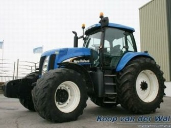 New Holland/Ford TG285