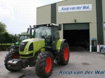 Claas/Renault Ares 697 ATZ