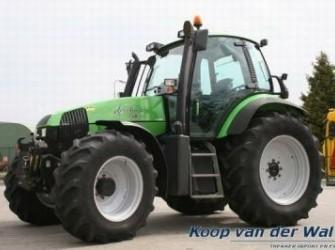 Deutz Agrotron 165