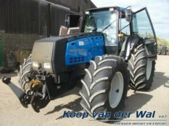 Valtra 8750 Delta power