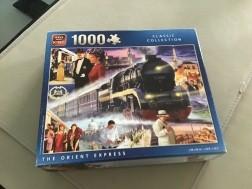Legpuzzel 1000 stukjes