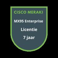 Cisco Meraki MX95 Enterprise Licentie 7 jaar