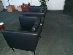2x fauteuils