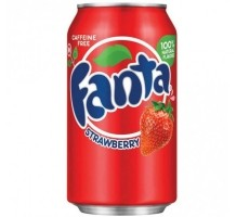 Fanta Strawberry (355ml)