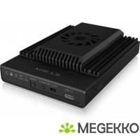 ICY BOX IB-2912MCL-C31 Clonestation voor M.2 NVMe SSD USB c