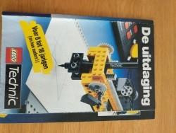 Lego kranten en katalogus