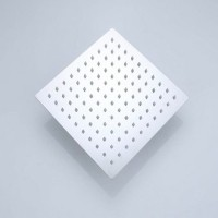 Ergé Design hoofddouche 30x30 cm chroom