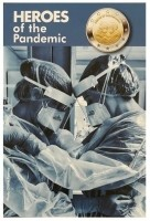Malta 2 Euro 2021 'Helden van de Pandemie'
