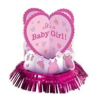 Geboorte Tafeldecoratie Set Meisje Set 23 delig