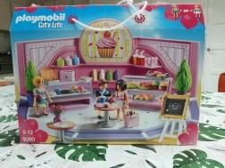 Playmobil cupcake winkel