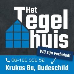 Voor tegels ga je naar Oosterend...