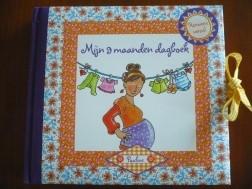 Mijn 9 maanden dagboek  -  Pauline Oud.