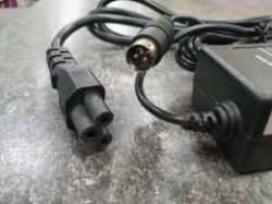 Avtex 220V voeding adapter + netsnoer - 3 polig