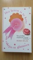 Boek: Het leven is te kort om cakejes te glazuren