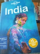 Lonely planet India 2017