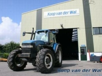 New Holland/Ford 8160