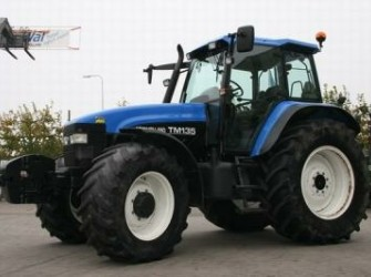 New Holland/Ford TM135