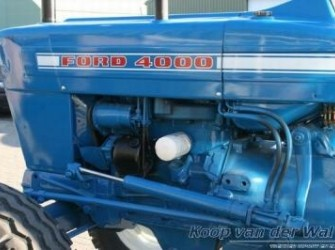 New Holland/Ford 4000
