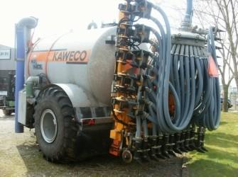 Kaweco ST 8500 mesttank