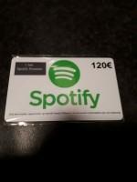 Spotify 1 Jaar Giftkaart
