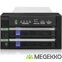 Icy Dock MB901SPR-B computerbehuizing onderdelen Universeel…
