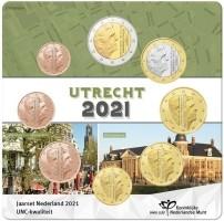 Nederland UNC 2021 Utrecht