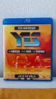 YES live op BluRay