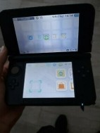 Nintendo 3DS XL Console Rood