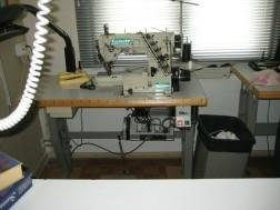 Industrieele naaimachines