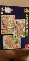 Jan van Halsteren puzzles