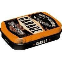 Mint Box Harley/Davidson Garage