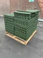 Rubberen Tegels 50x50x4,5cm