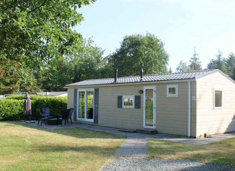 Chalet Eekhoorn op Recreatiepark de Veldkamp