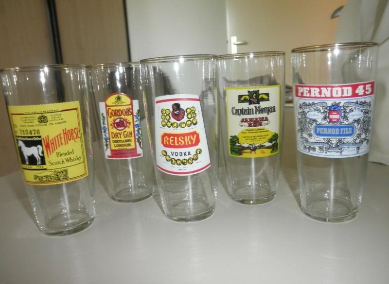 5 Longdrink Glazen