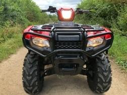 2018 Honda trx 500 ATV Farm quad 4x4