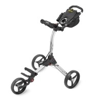 BagBoy Compact 3 - Silver/Black Accents -