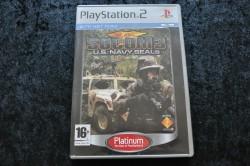 Socom 3 U.S.Navy Seals Platinum Playstation 2 PS2