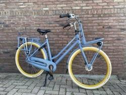 Dames transport fiets