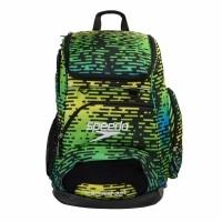 T-kit Teamster Backpack Groen Zwart