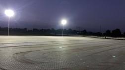 LED lantaarnpaal armatuur AMSTEL LUX 150W / 200W