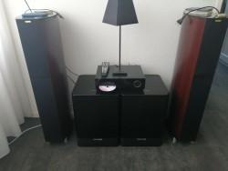Uitstekende stereo set
