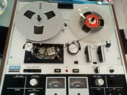 bandrecorder onderhoud
