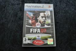 FIFA 07 Playstation 2 PS2 Platinum