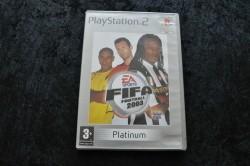 FIFA Football 2003 Playstation 2 PS2 Platinum