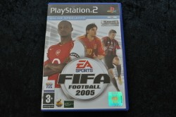 Fifa Football 2005 Playstation 2 PS2