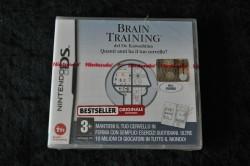 Brain Training del Dr. Kawashima Nintendo DS sealed
