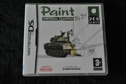 Paint by DS Military Vehicles Nintendo DS